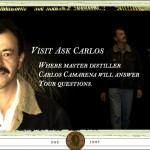 Carlos Camarena- Master Distiller, El Tesoro- blanco, reposado, anejo, tequila review (episode 92)