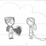 Google Doodle – Valentine's Day